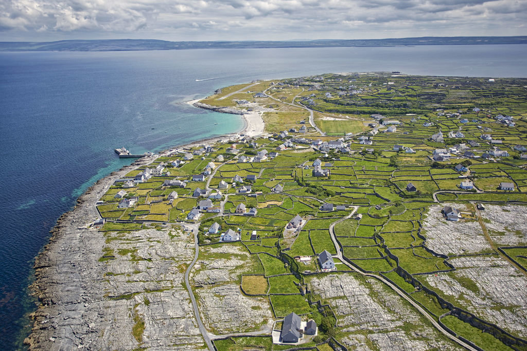 Galway - Full Day on The Aran Islands - $125.00 09276