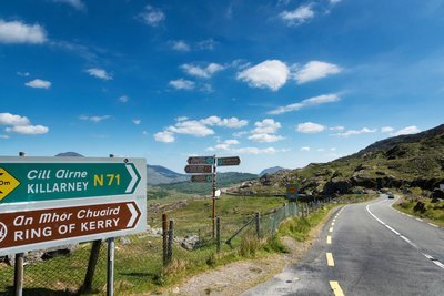 KILLARNEY - GAP OF DUNLOE TOUR- $99.00