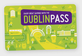 2 DAY DUBLIN CITY PASS - $130.00