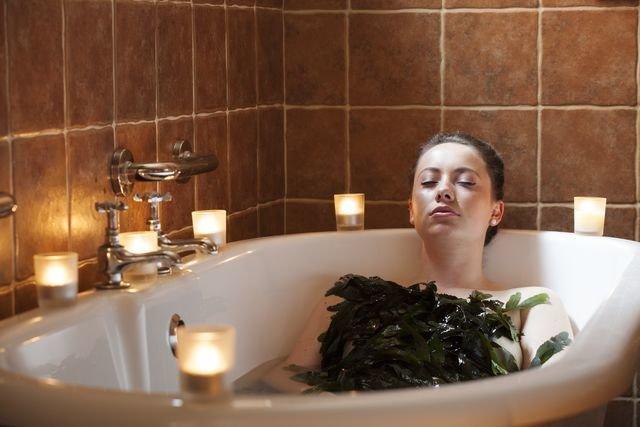 Seaweed Baths.Ireland