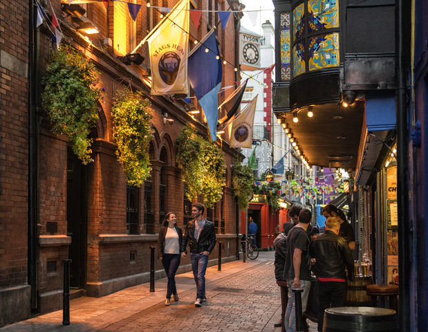 Temple Bar,Dublin