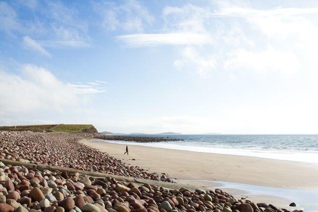 Rocky Irish Beach