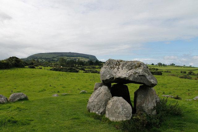 Old Buriel site