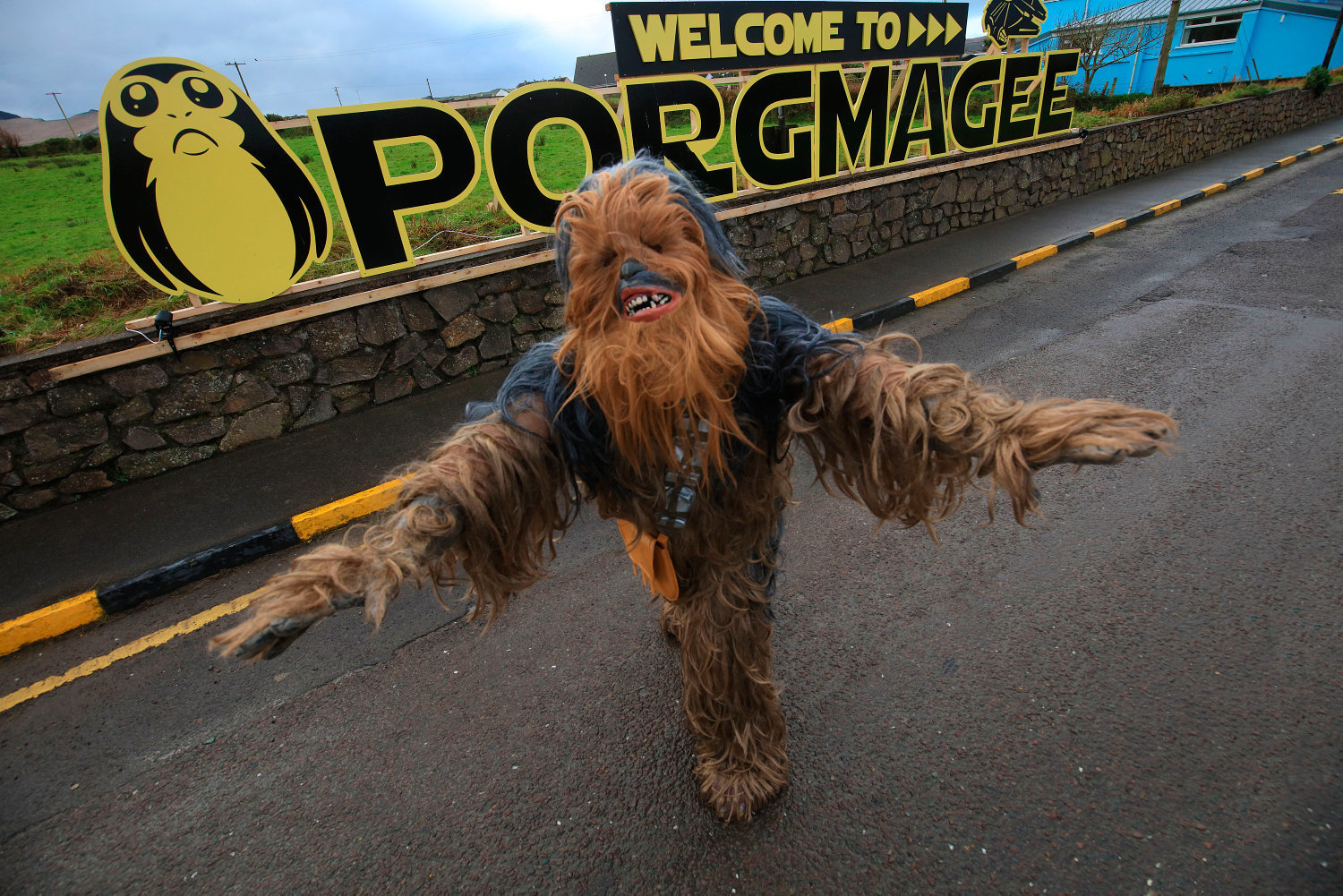 STAR WARS & THE WILD ATLANTIC WAY - 12 Day Self Drive Tours From $1,699.00 09254