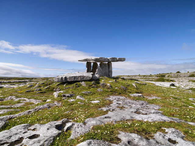 The Burren , Aran Islands & Connemara 8 Day Hike/With Guide/Group of 10 or more