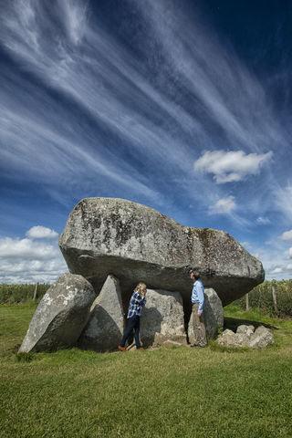 Buriel Ground, The Burren