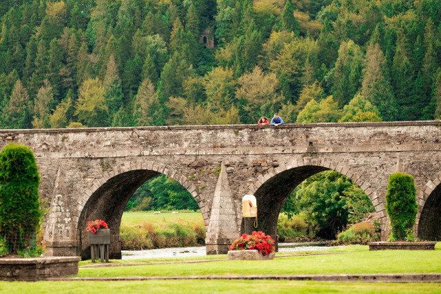 Old Bridge on your Hike in Ireland