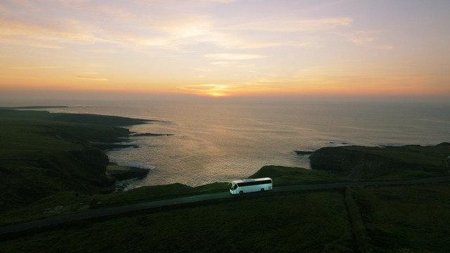 Sunrise, West of Ireland