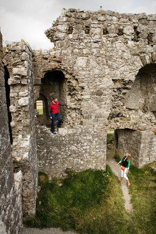 Castle Ruin, Ireland