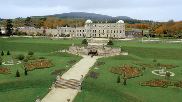 Powerscourt House Ireland