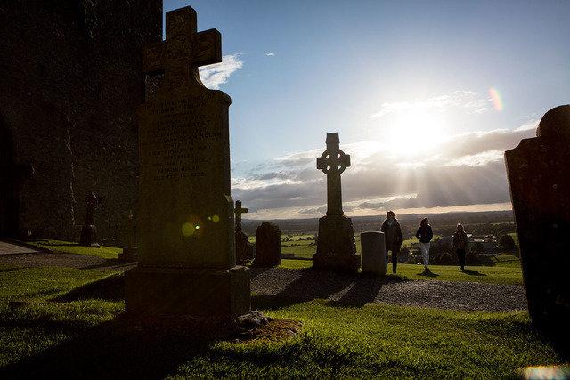 Buriel Ground, Ireland