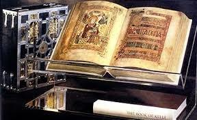 Book of Kells, Trinity College