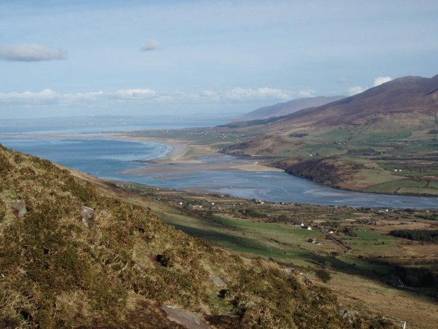 Looking Down on Castlegregory