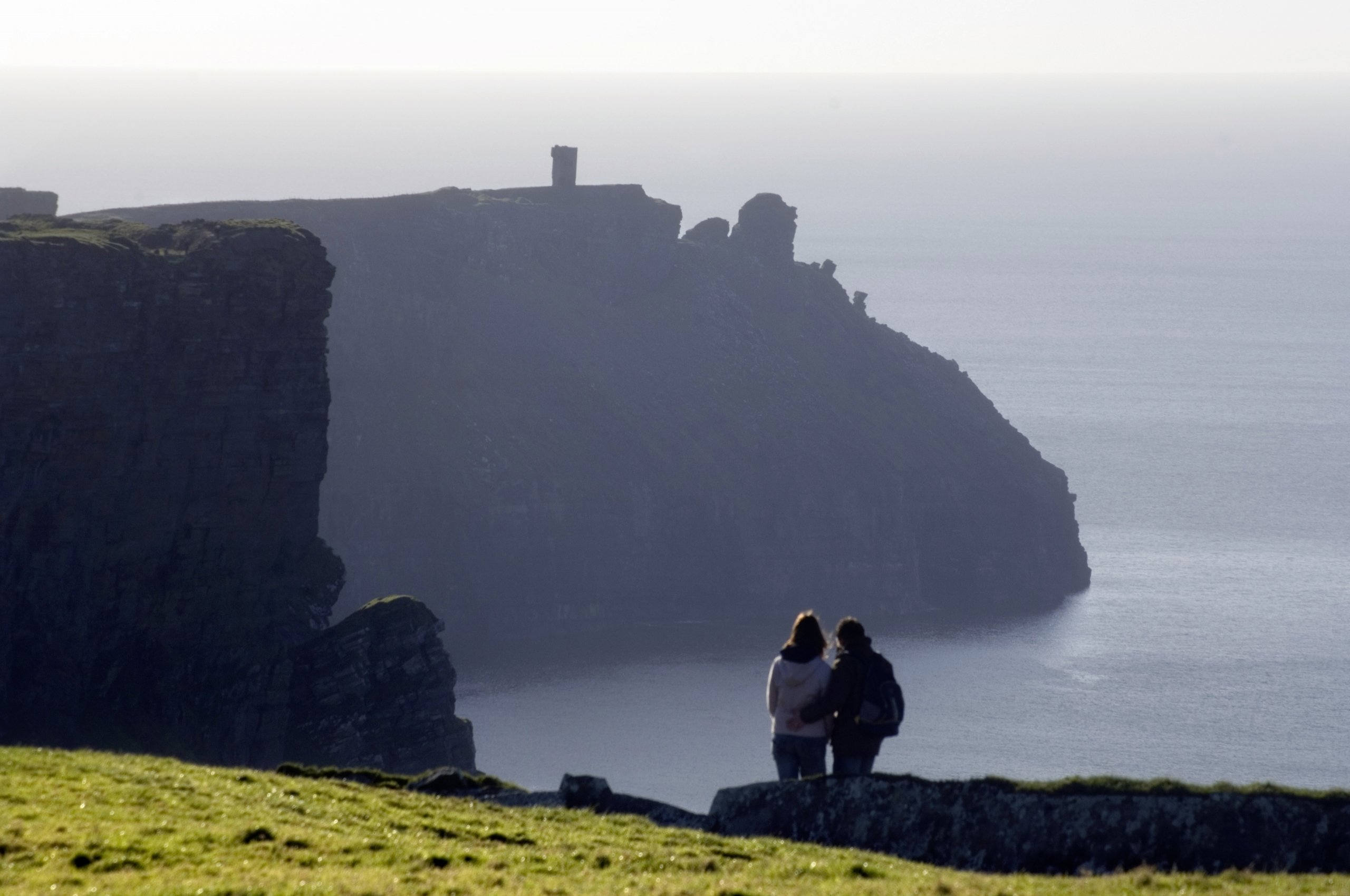 The Burren, Aran Islands & Connemara 8 Day Hike/Self Guide