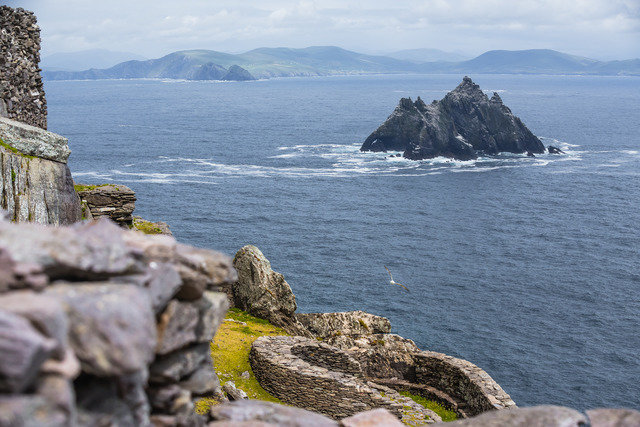 Skellig Rock Co. Kerry