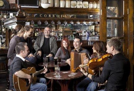 Music Pub Session