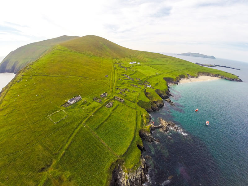 The Blasket Island