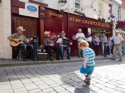 JOIN THE MIGHTY 12 - DAY MUSIC & HERITAGE Tour around Ireland - April 25th - May 6th  2021