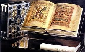 The Book of Kells,Trinity College
