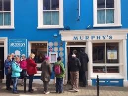 Murphy's Ice Cream. Dingle