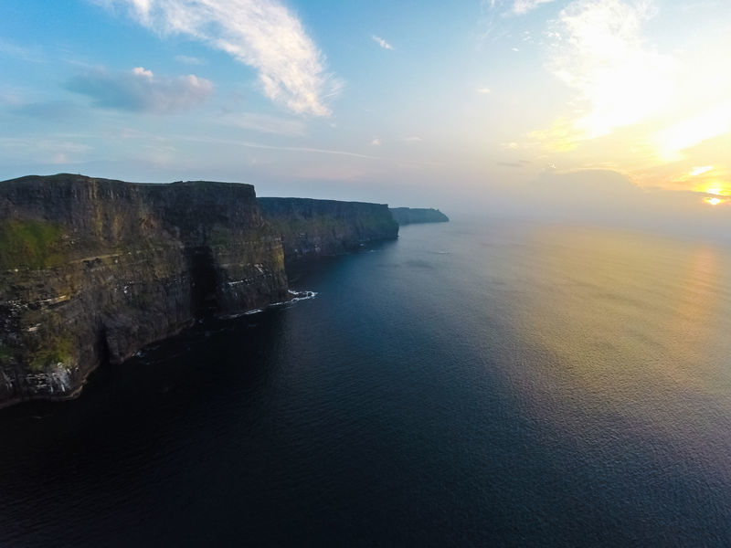 Cliffs of Moher, Co Clare. Ireland
