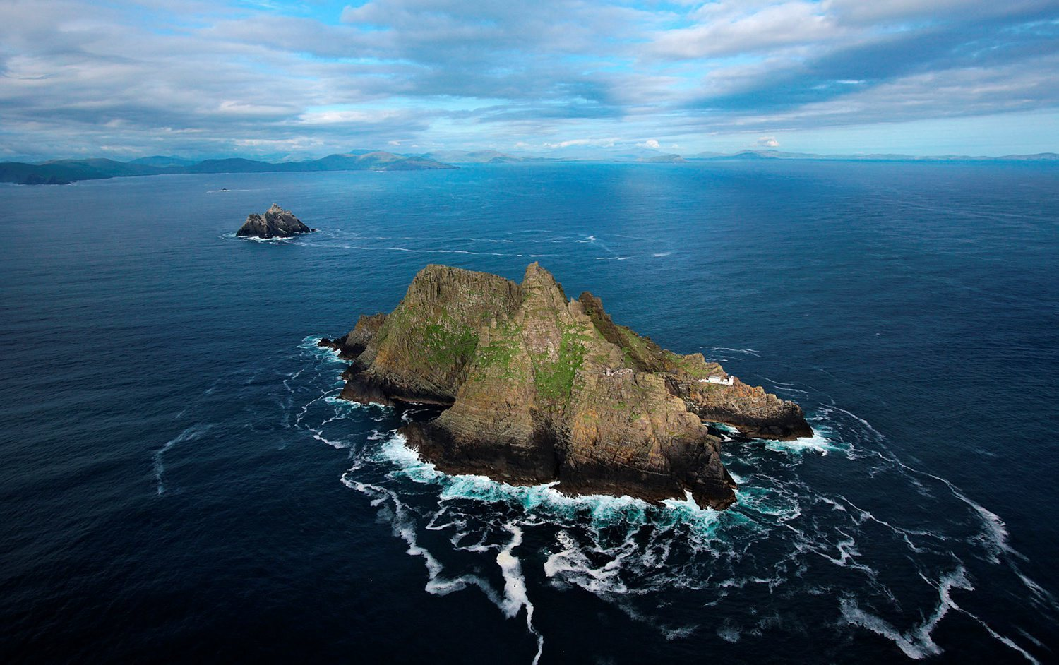 Skellig Rock,The Last Jedi