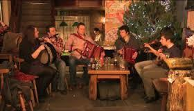 Mighty Irish Music Pub Session