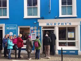 Murphy's Ice cream, Dingle. Ireland