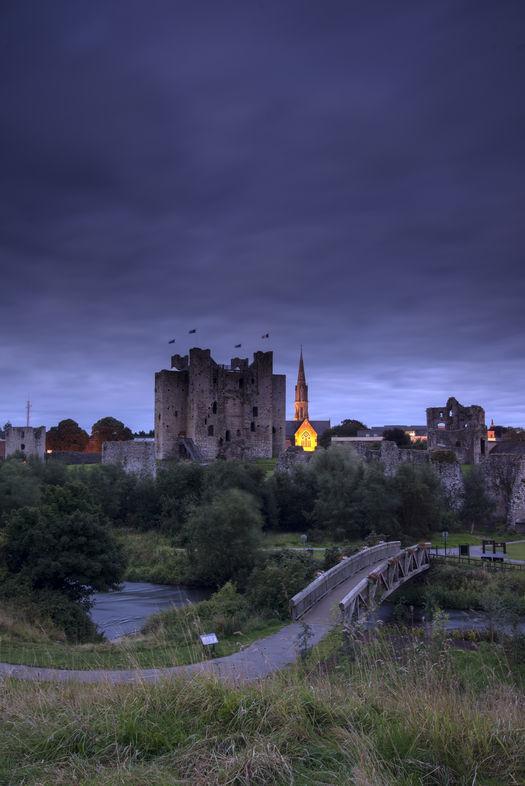 Trim Castle. Co Meath