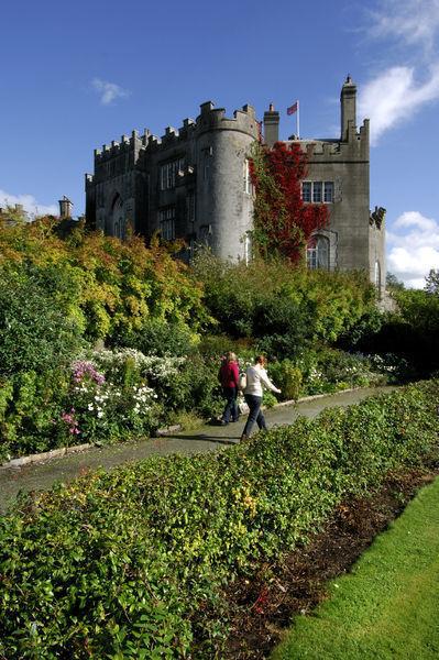 Birr Castle,Co Offaly. Ireland