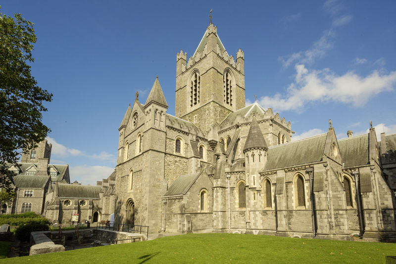 Christ Church Cathedral. Dublin Ireland