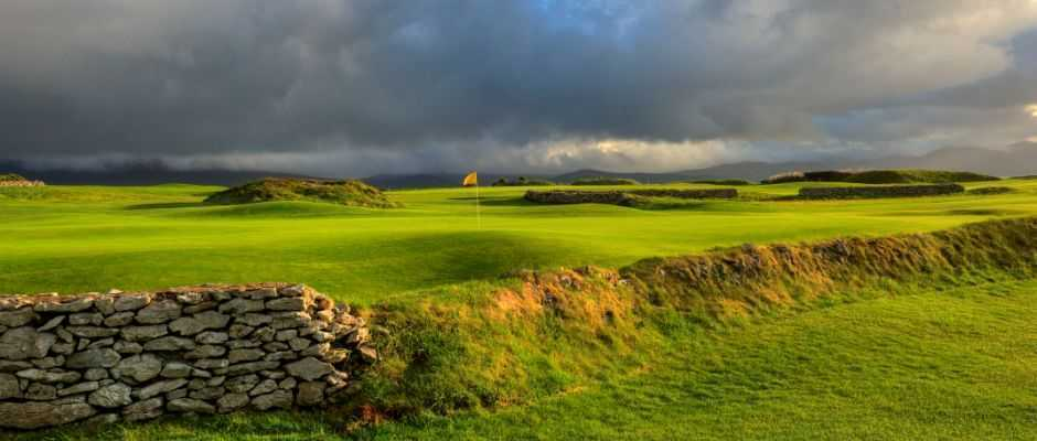 Tralee Golf Course, Co Kerry. Ireland