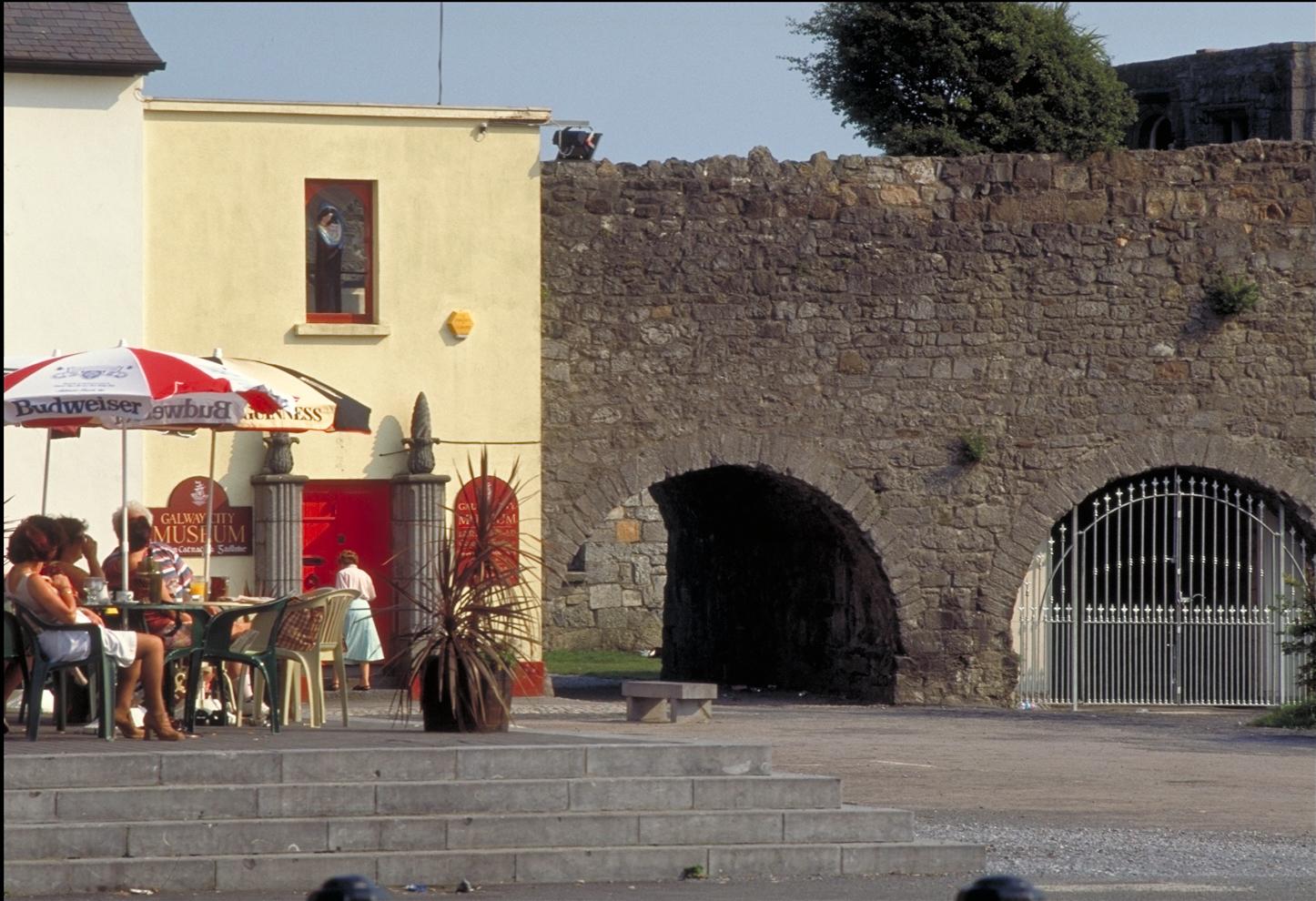 Spanish Arch, Galway. Ireland