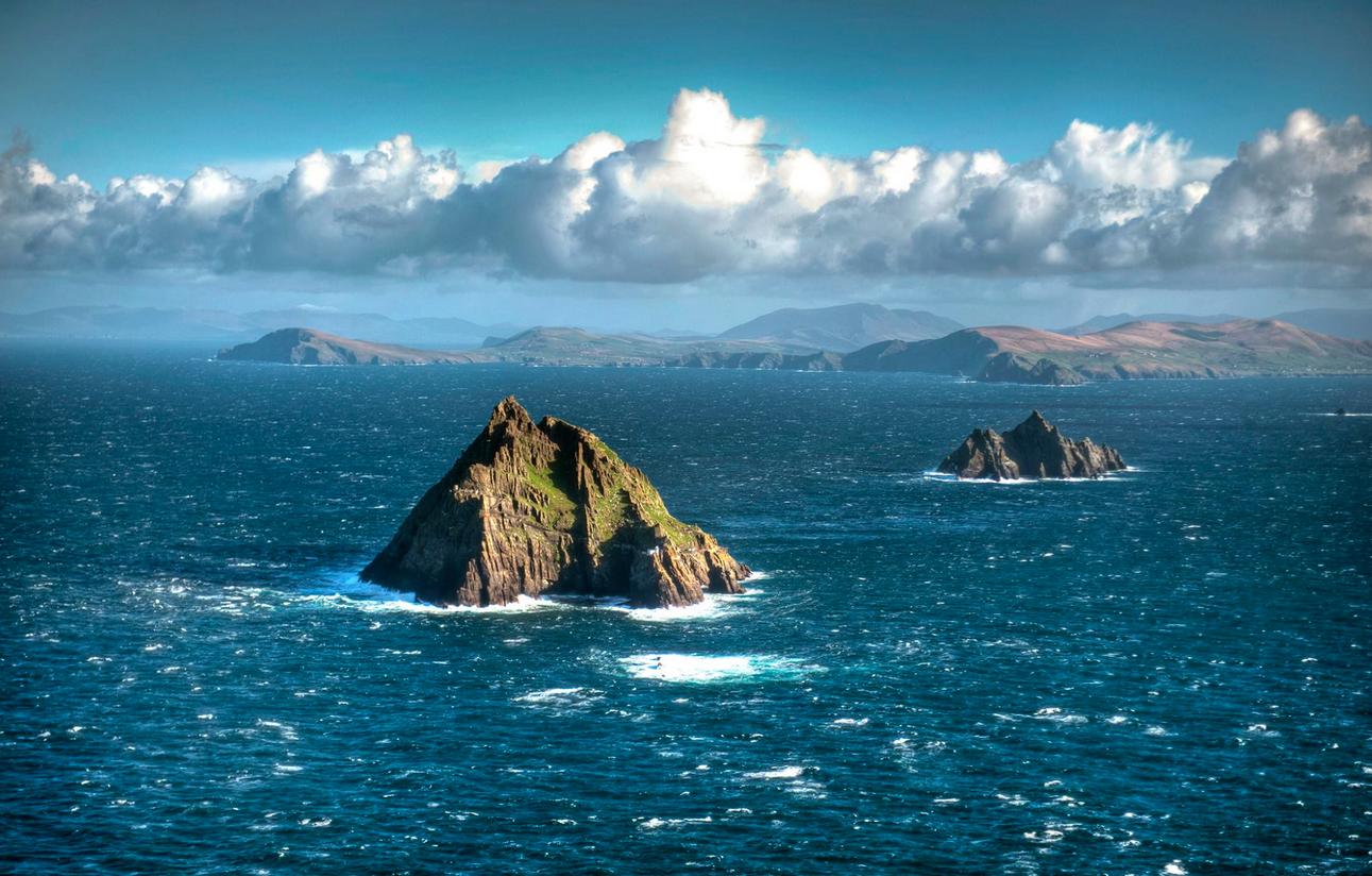 The Skellig Rock