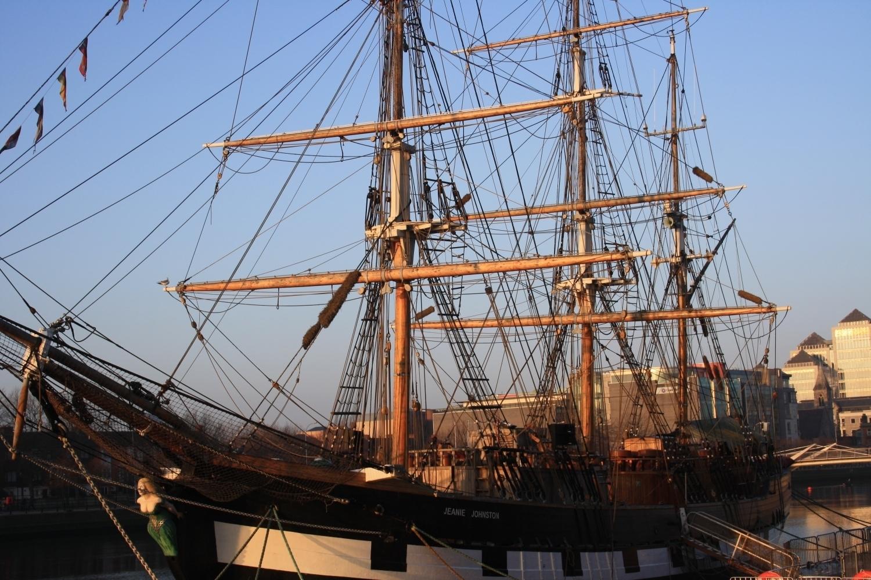 Jeannie Johnson Famine Ship