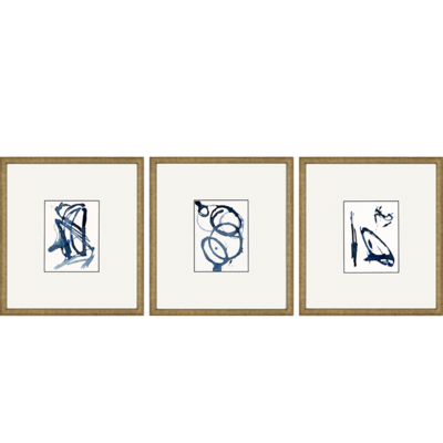 Mayhem / Set of 3 Giclée