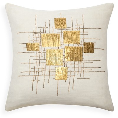 Jonathan Adler Talitha Puzzle Gold  16