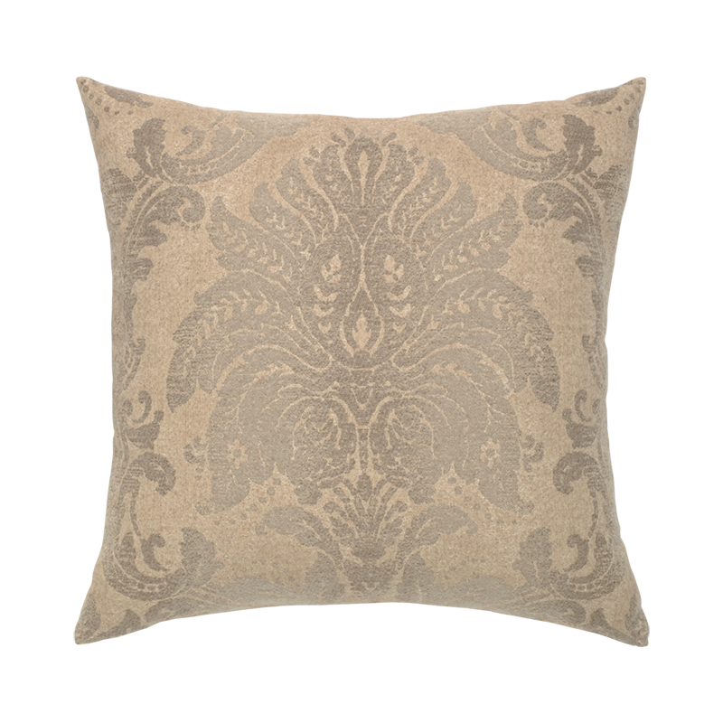 "Elaine Smith Silken Damask 20"" x 20"" Indoor/Outdoor Pillow"
