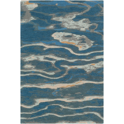 Artist Wool Arear Rug | 5 Sizes