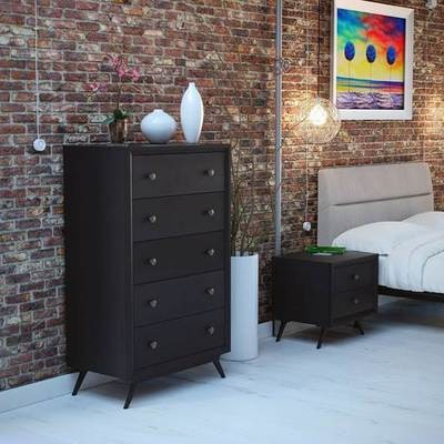 Julie 5 Drawer Chest | 3 Finishes