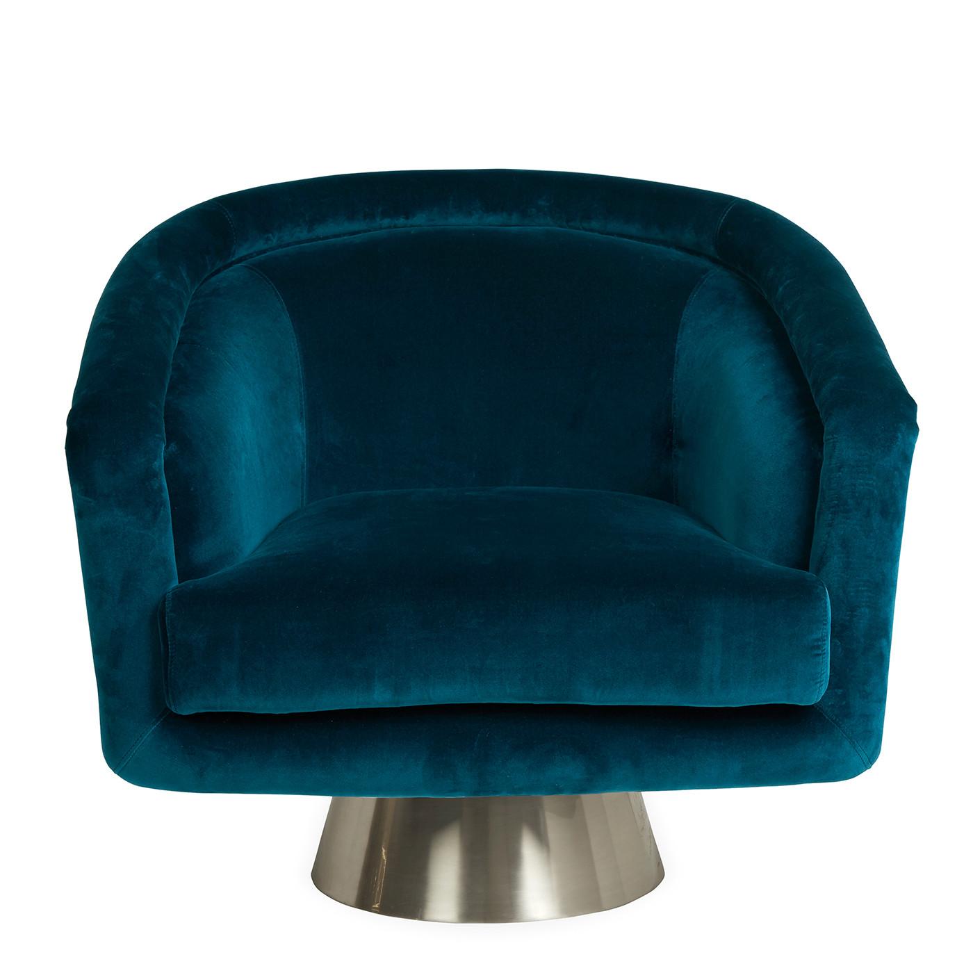 Bacharach Swivel Chair | Rialto Reef