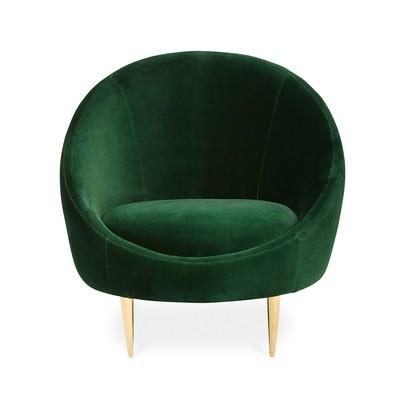 Ether Chair | Rialto Emerald