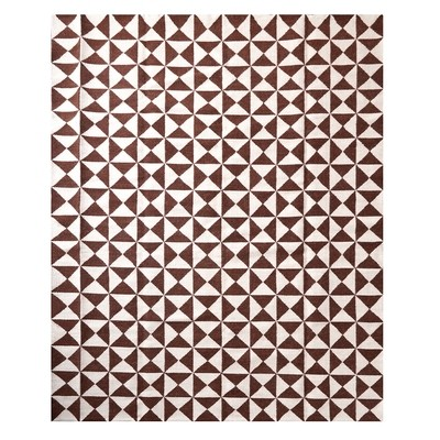 Brown Oslo Reversible  Rug | 4 Sizes