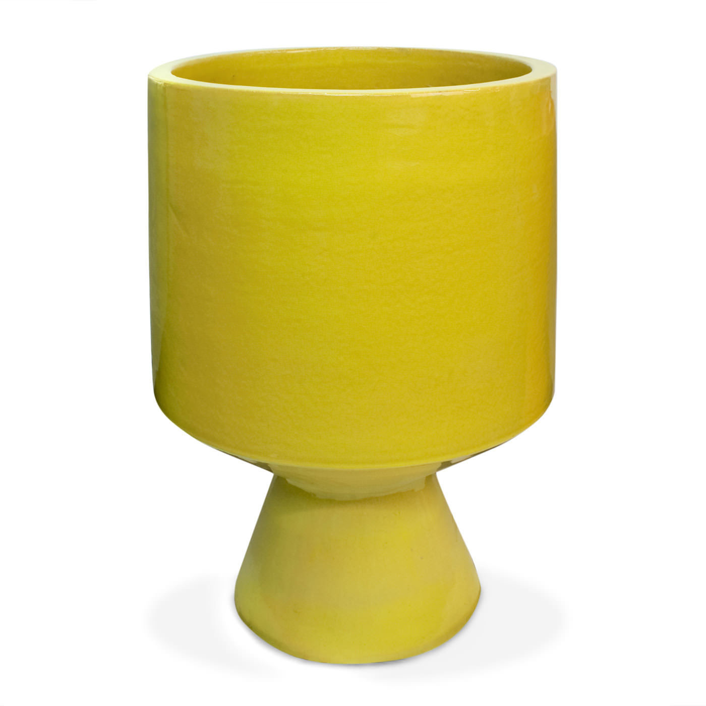 Jonathan Adler Yellowfins Okura Ceramic Planter
