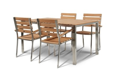 Soho Patio Teak Dining Set