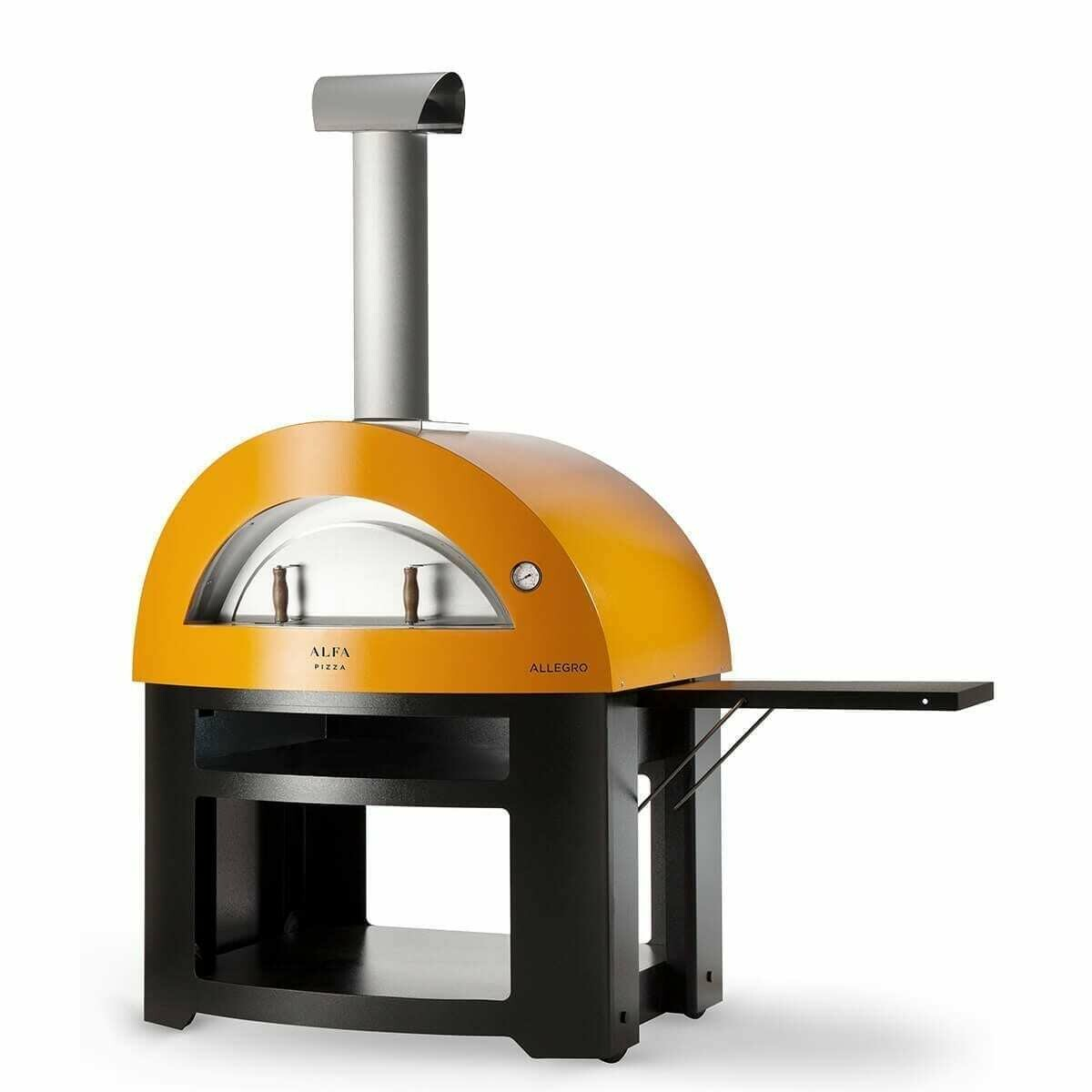 Alfa Allegro Wood Fired Oven with Base