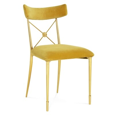 Rider Dining Chair   2 Colors