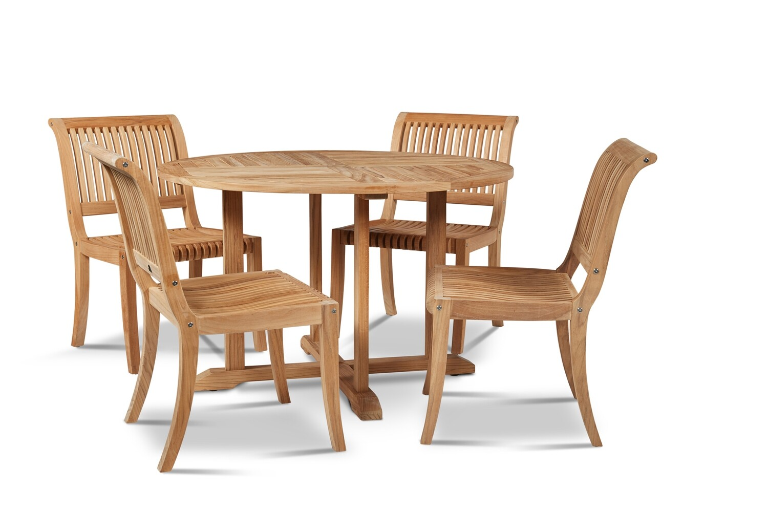 "Palm 35.5"" Round Dining Set"