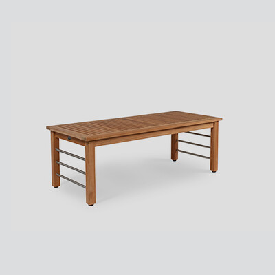 Soho Patio Teak Coffee Table