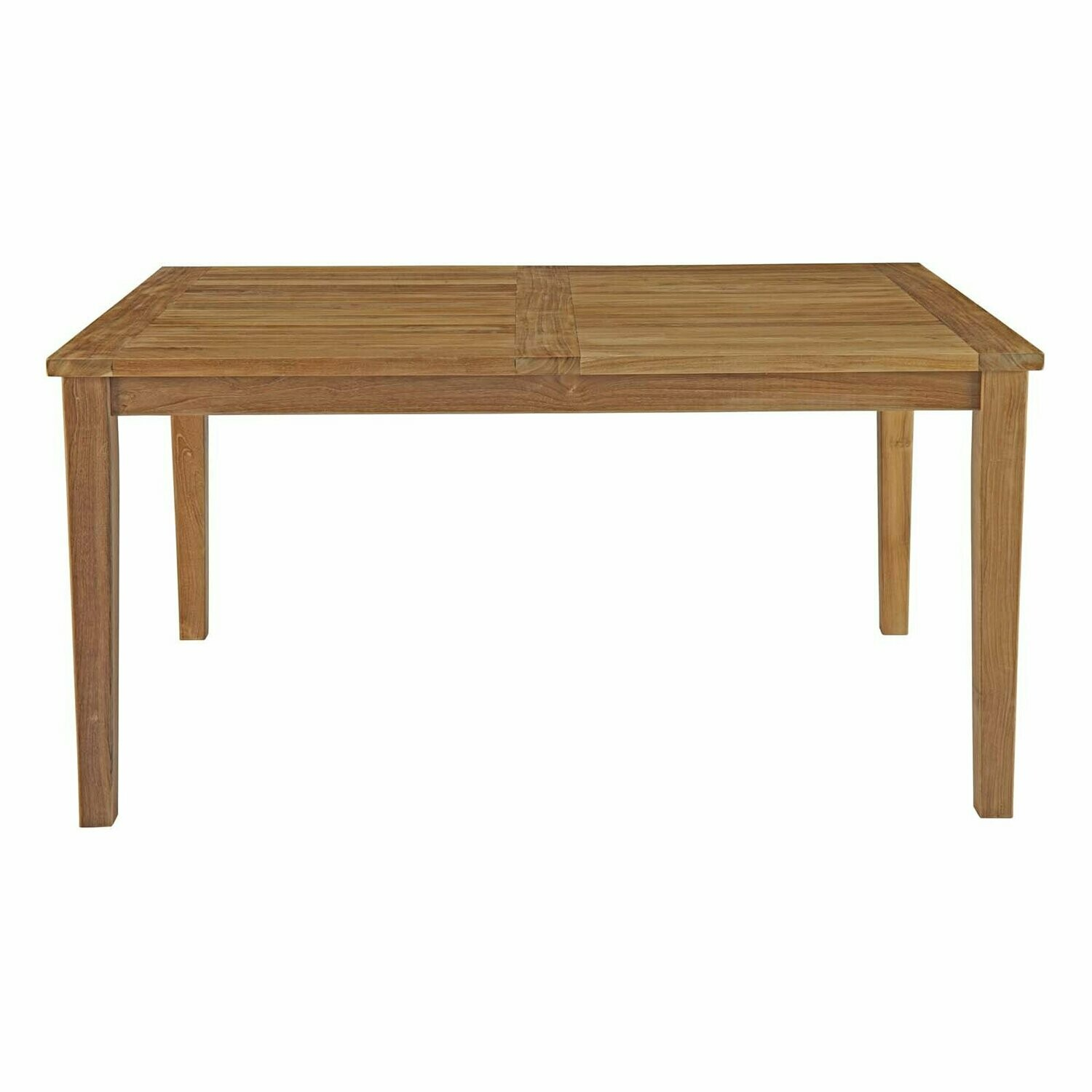 Belmont Harbor Rectangle Dining Table 60""